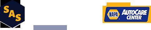 Sanford Auto Service Logo