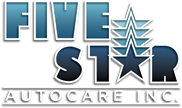Five Star Autocare - Mercedes Repair Logo
