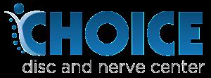Choice Disc and Nerve Center Logo