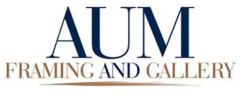 AUM Framing & Gallery Logo