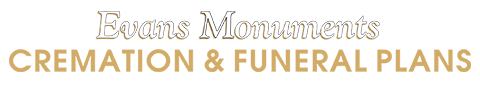 Evans Monuments Cremation & Funeral Plans Logo