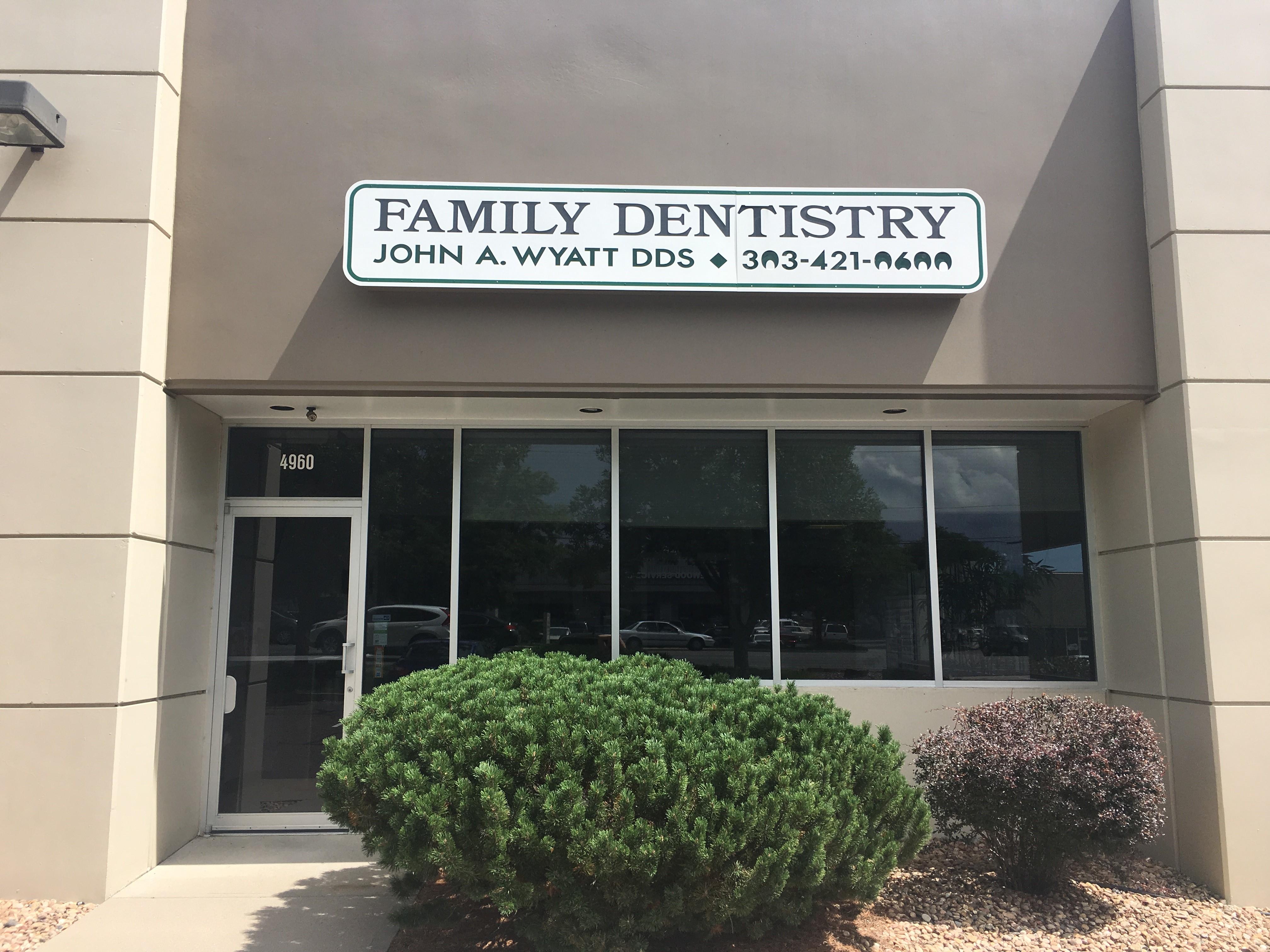 Dentist Wheat Ridge Co Dental Clinic Near Me John A