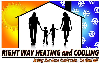 Right Way Heating & Cooling Logo