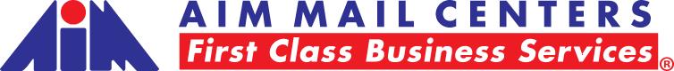 AIM Mail Center Logo