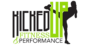 Kicked Up Fitness Logo
