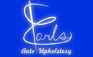 Earl's Auto Upholstery Logo