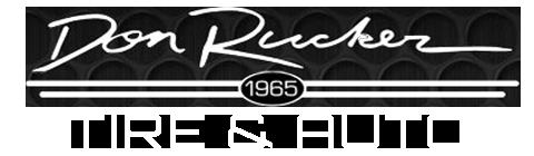 Don Rucker Tire & Auto Logo