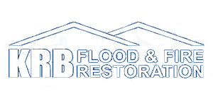 KRB Flood & Fire Restoration Logo