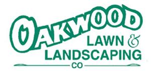 Oakwood Lawn & Landscaping Logo