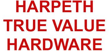 Harpeth True Value Hardware Logo