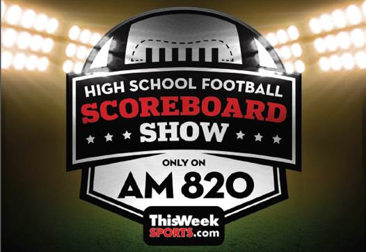 High School Football Scoreboard Show Logo