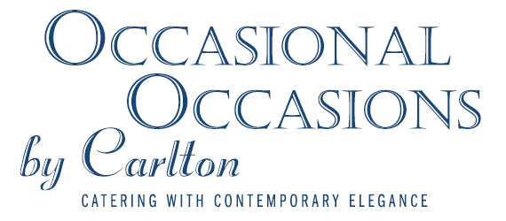 Occasional Occasions by Carlton Catering Logo