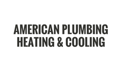 American Plumbing Heating & Cooling Logo