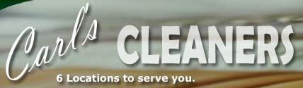 Carl's Cleaners Logo