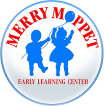 Merry Moppet Early Learning Center Logo