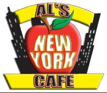 Al's New York Cafe Logo