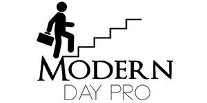 Modern Day Pro Logo