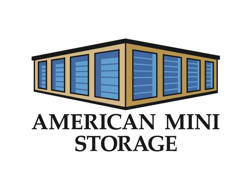 American Mini Storage Logo
