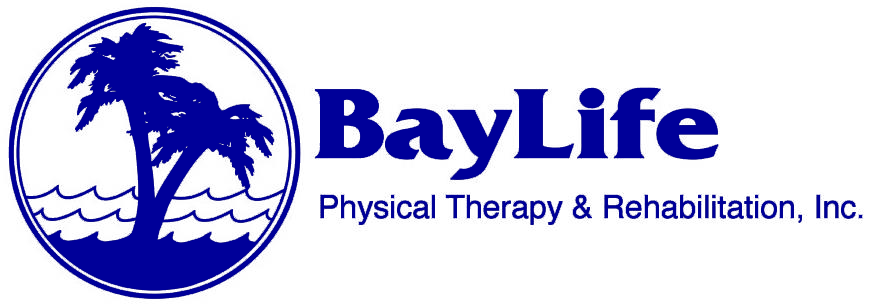 BayLife Physical Therapy and Rehabilitation Logo