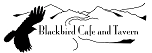 Blackbird Cafe and Tavern Logo