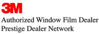 Authorized 3M Prestige Network Window Film Dealer