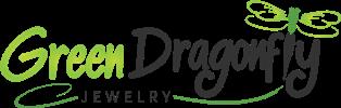Green Dragonfly Jewelry Logo