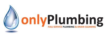 Only Plumbing Logo