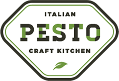 Pesto Italian Craft Kitchen Logo