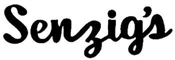 Senzig's Wisconsin's Furniture Giant Logo
