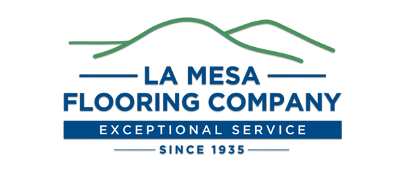 La Mesa Flooring Company Logo