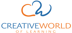 Creative World of Learning Logo