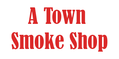 A Town Smoke Shop Logo