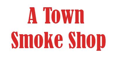 A Town Smoke Shop Logo