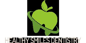 Healthy Smiles Dentistry: Varsha Kulkarni, DDS Logo