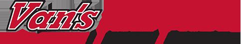 Van's Auto Service & Tire Pros Logo