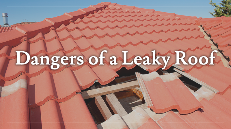 Unexpected Leaky Roof Problems You May Experience