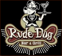 Rude Dog Bar & Grill Polaris Logo