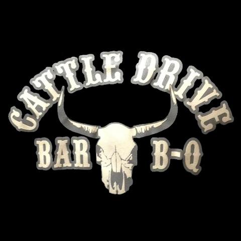 Cattle Drive BBQ Logo