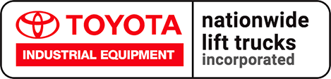 Toyota Nationwide Lift Trucks Logo