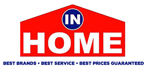 In Home Furniture, Appliances, & Electronics Logo