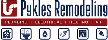 Pykles Remodeling Logo