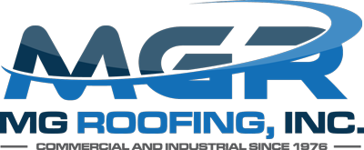 MG ROOFING, INC. Logo