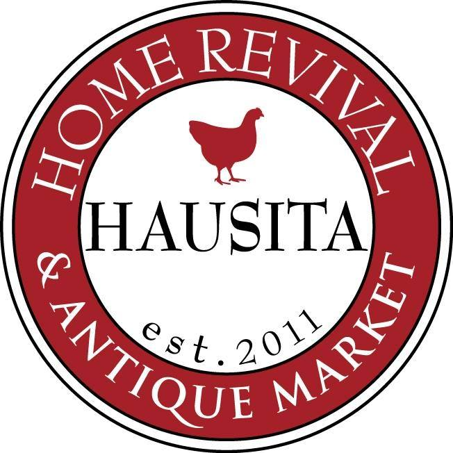 Hausita Home Revival & Antique Market Logo