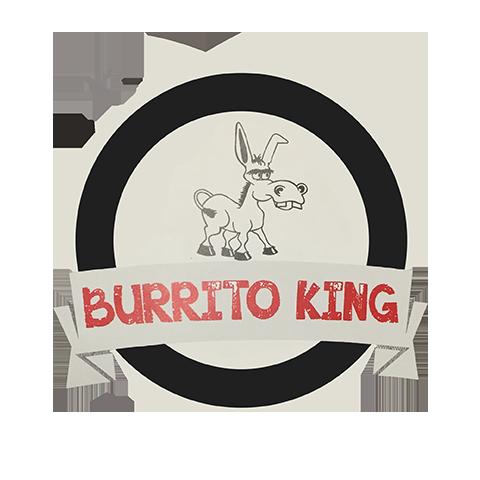 Burrito King Logo