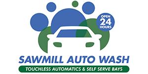 Sawmill Auto Wash Logo