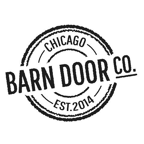 Chicago Barn Door Co. Logo