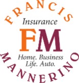 Francis and Mannerino Insurance Agency Logo