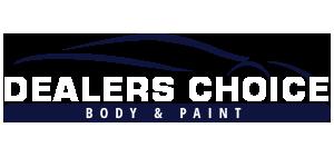 Dealer's Choice Automotive Paint Services Logo