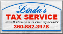 Linda's Tax Service Logo