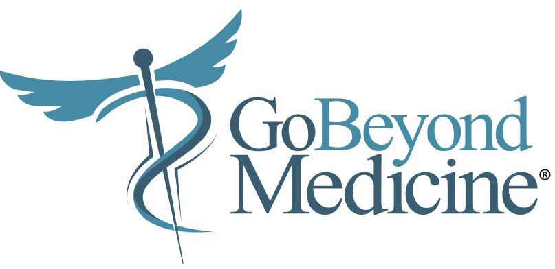 Go Beyond Medicine® Logo